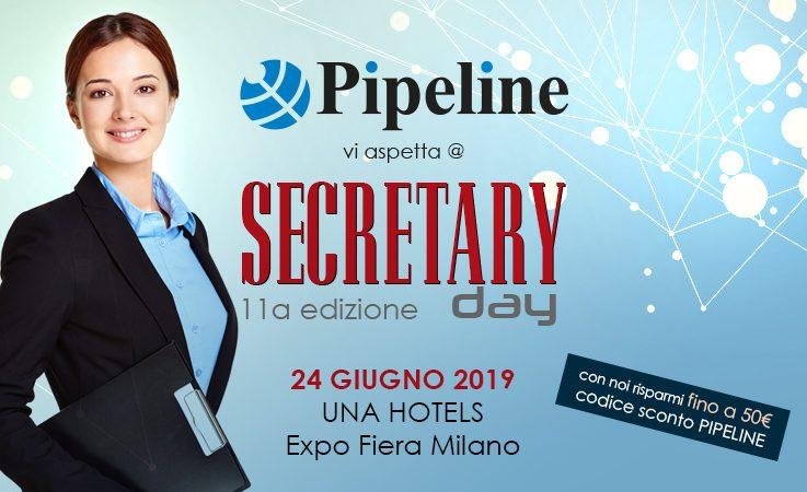 Pipeline presente al Secretary Day