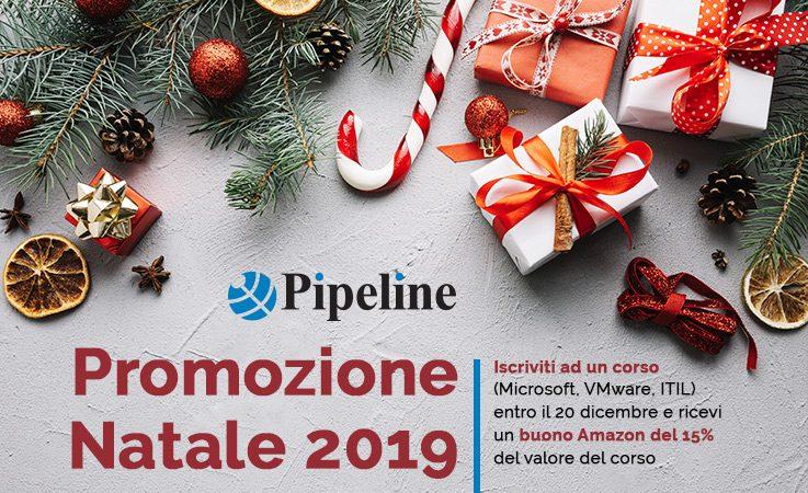 Pipeline Promo Natale 2019