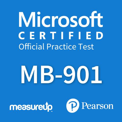 Simulazione esame Microsoft MeasureUp-MB-901