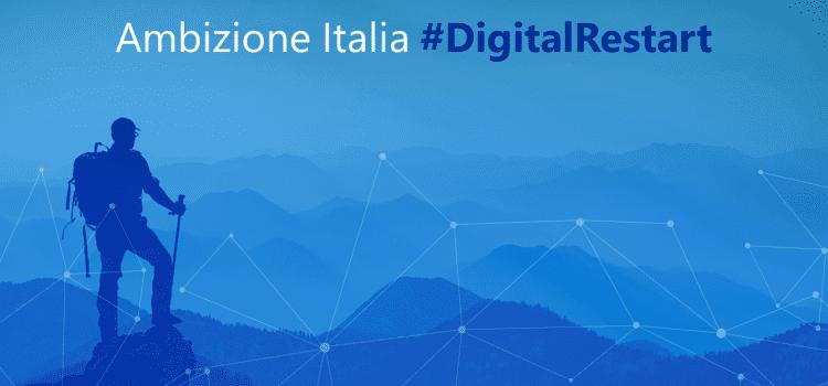 Microsoft Ambizione Italia
