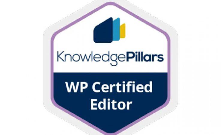 Attesta le tue competenze e diventa WordPress Certified Editor (WCE)