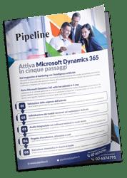 A4 attivazione Microsoft Dynamics 365
