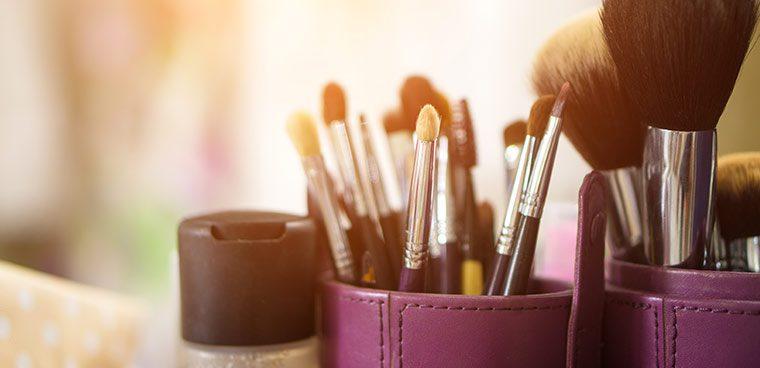software produzione di cosmetici
