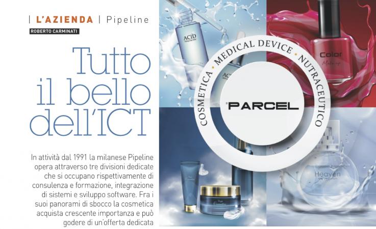 Portare la tecnologia 4.0 nell'industria cosmetica