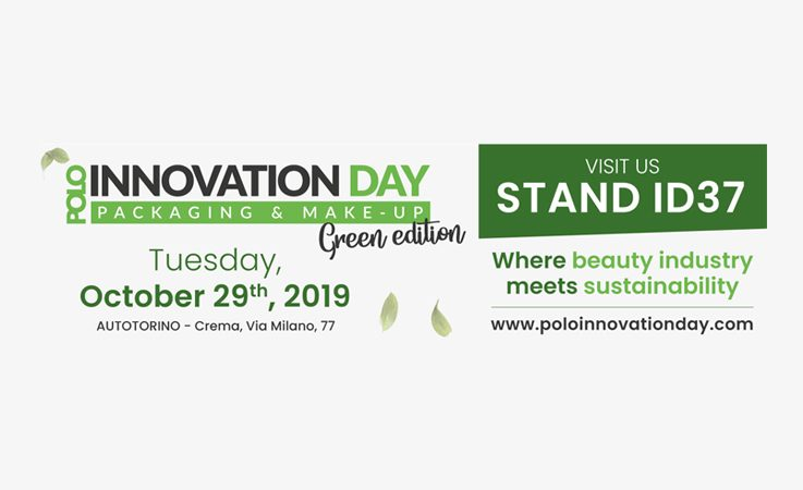Parcel Comestics presente al Polo Innovation Day 2019