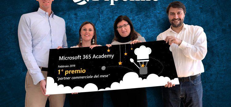 Pipeline-Microsoft-365-primo-premio
