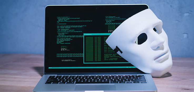 Hacker - Cyber Security - PC Mask