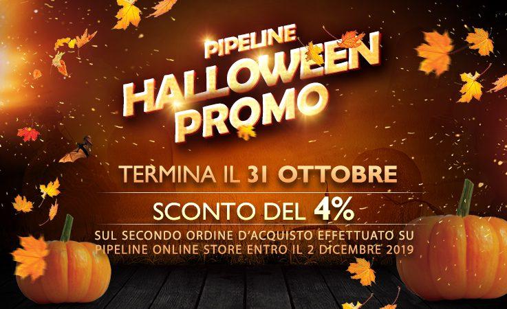 Pipeline Online Store Halloween Promo