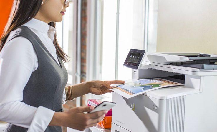Stampanti professionali Laser HP