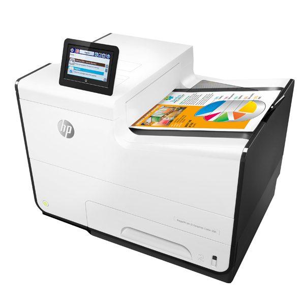 Stampante HP PageWide Enterprise Color 556dn