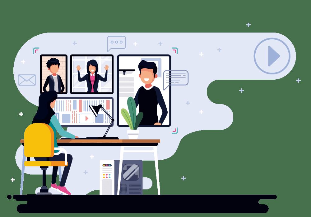 Software per la connessione