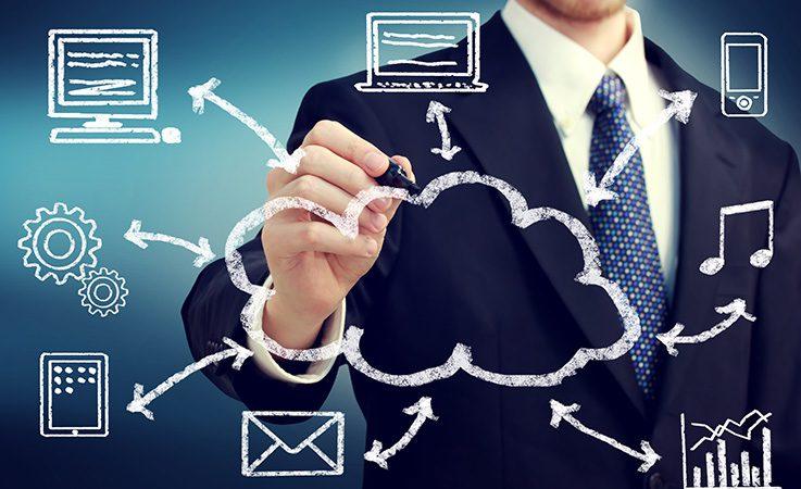 Il cloud a favore della finanza per le PMI