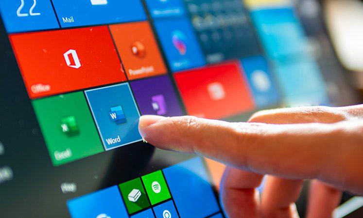 Microsoft 365 software per l'ufficio