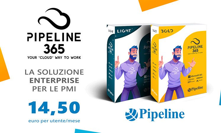 Vai a Pipeline 365